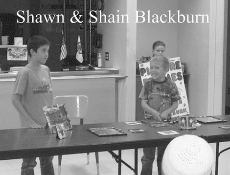 Shawn & Shain Blackburn